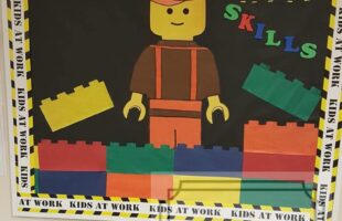 Everything Is Awesome in Technology Class