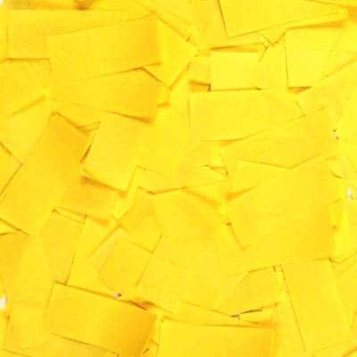 Yellow Square Pellets