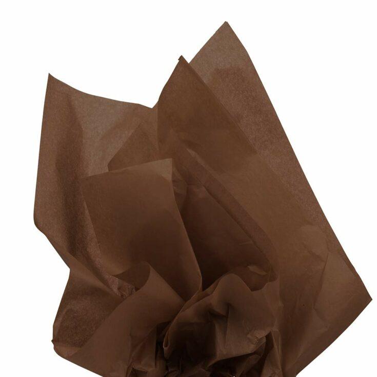 Optional: Tissue Paper Tree